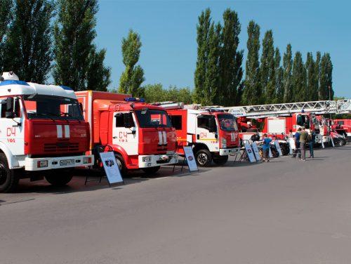 ВИТАНД на чемпионате пожарно-прикладного спорта в Уфе 2018